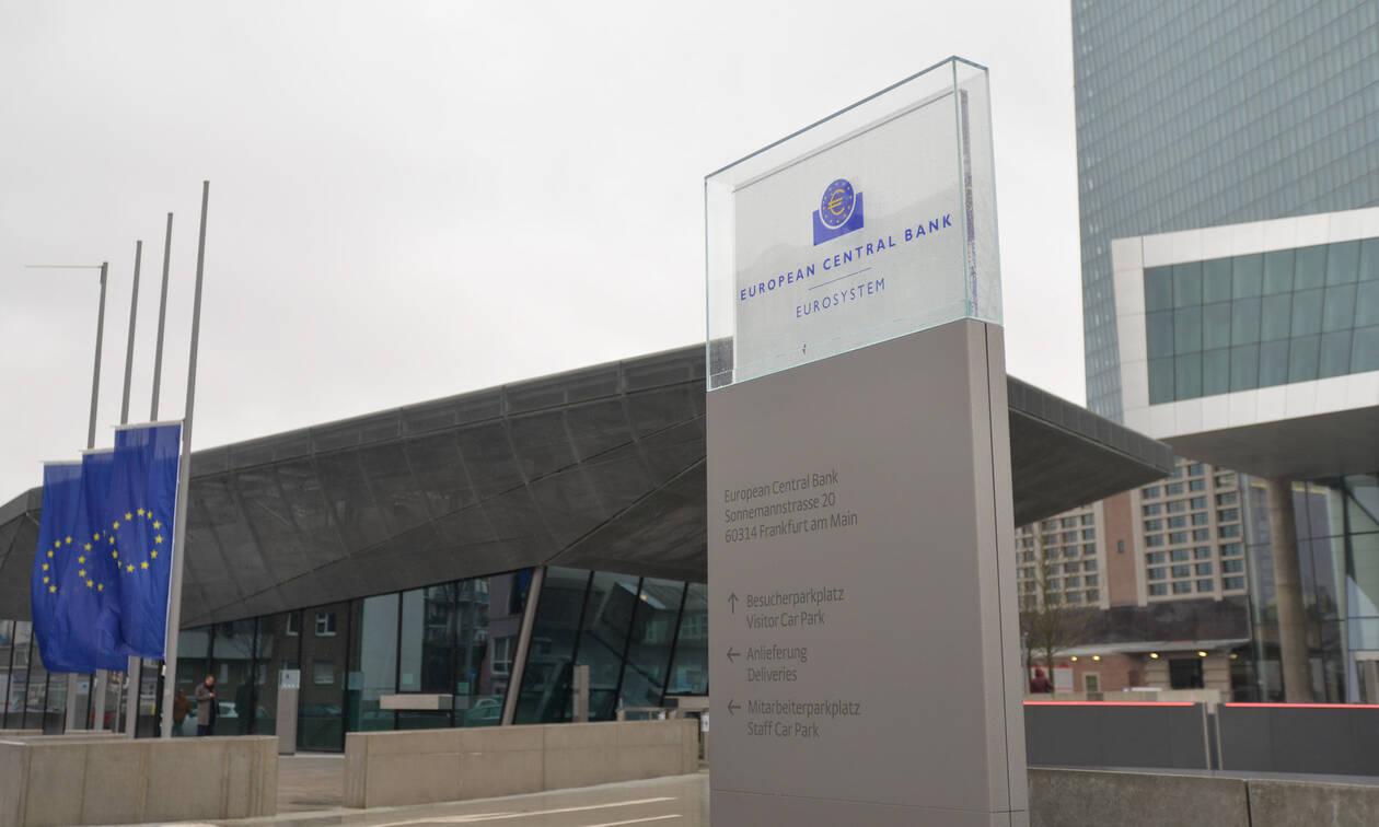 Κορονοϊός: Ανάσα ρευστότητας 12 δισ. ευρώ από την ΕΚΤ στις ελληνικές τράπεζες
