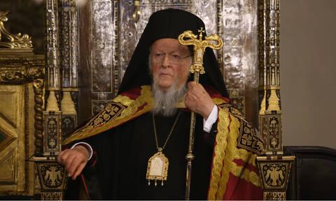 Κορονοϊός - Βαρθολομαίος: «Αυτό που κινδυνεύει δεν είναι η πίστη αλλά οι πιστοί»