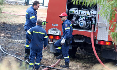 Τραγωδία στις Φέρες: Νεκρή γυναίκα από φωτιά μέσα στο σπίτι της