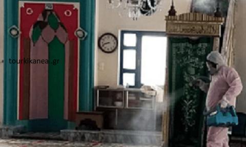 Καμία ντροπή! Τουρκικές σημαίες στα τζαμιά της Θράκης