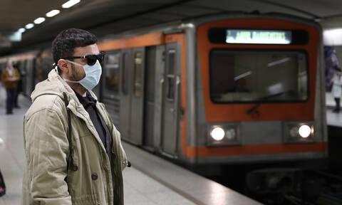 Κορονοϊός – Προσοχή: Αναστέλλονται δρομολόγια στο Μετρό – Δείτε ποια