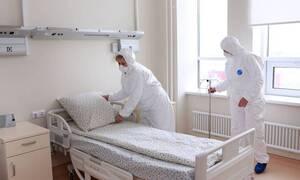 Пациентка с коронавирусом умерла в больнице в Москве