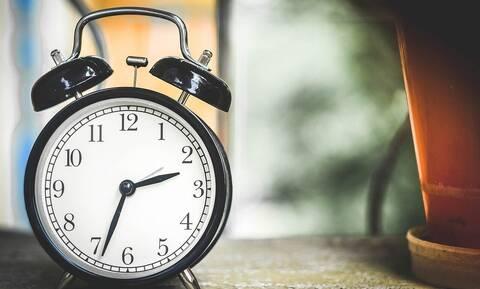 Αλλαγή ώρας 2020: Πλησιάζει η θερινή ώρα - Πότε γυρίζουμε τους δείκτες των ρολογιών