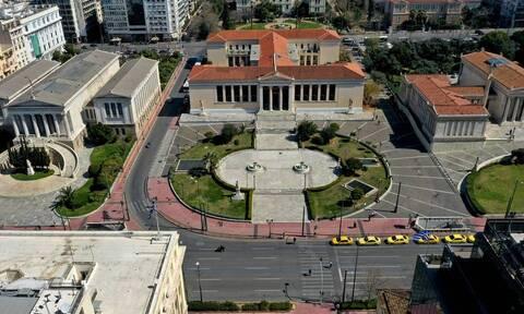 Κορονοϊός: Αθήνα όπως... Ουχάν - Η πρωτεύουσα έγινε «πόλη-φάντασμα» (Απίστευτες εικόνες)