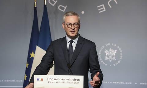 Κορονοϊός- Ο Λεμέρ προειδοποιεί: «Ο κορονοϊός απειλεί την Ευρωζώνη και το πολιτικό μέλλον της ΕΕ»