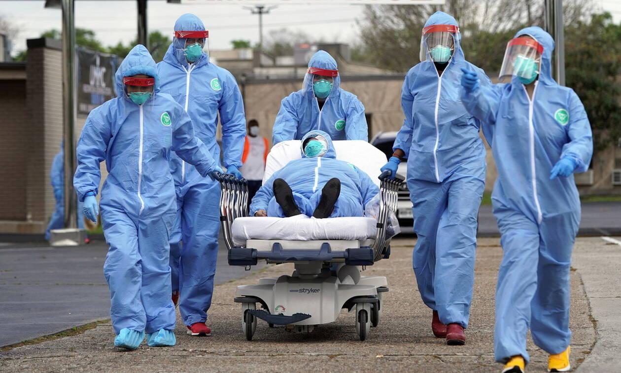 Κορονοϊός: 200 νεκροί στις ΗΠΑ - Υπό περιορισμό ολόκληρη η Καλιφόρνια