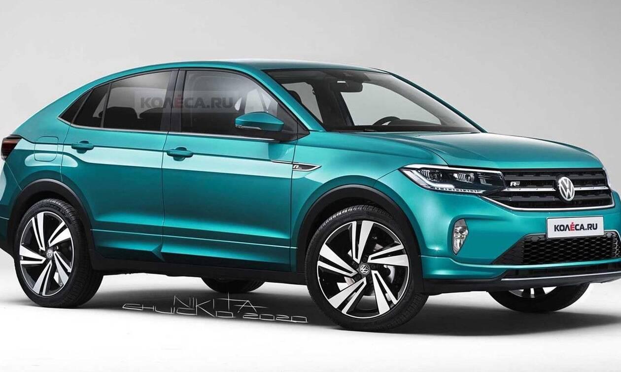VW Nivus: Tο μικρό SUV κουπέ θα έρθει και στην Ευρώπη