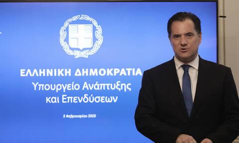 Γεωργιάδης: Κανένας λόγος ανησυχίας για τους πλειστηριασμούς - Διαπραγματευόμαστε με τους θεσμούς