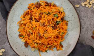 Η συνταγή της ημέρας: Μαροκινή καροτοσαλάτα