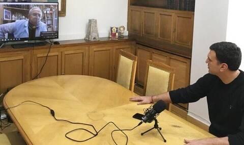Κορονοϊός στην Ελλάδα: Τηλεδιάσκεψη Κικίλια – Βαλτά για τα φαρμακεία