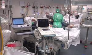 Κορονοϊός: Σοκαριστικές εικόνες από νοσοκομείο του Μπέργκαμο - «Τώρα ξέρετε τι αντιμετωπίζετε»