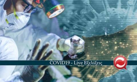 На Кипре число заразившихся коронавирусом достигло 67 человек