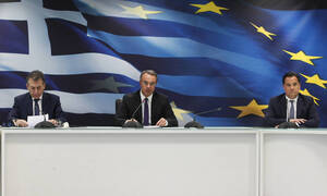Greek FinMin presents third package of economic support measures