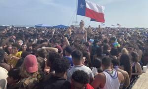 Σάλος με φοιτητές που ξεσαλώνουν σε μεγάλα πάρτι εν μέσω κρίσης κορονοϊού (pics+vids)
