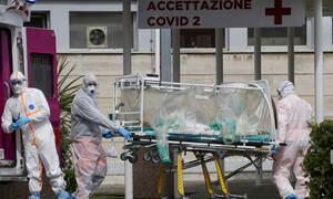 Κορονοϊός Ιταλία: ΣΟΚ! 627 νεκροί σε ένα 24ωρο - 5.986 νέα κρούσματα