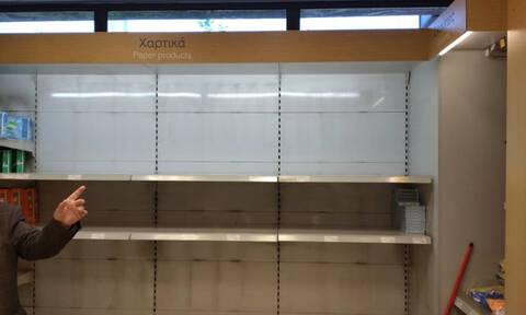 Κορονοϊός: Αυτό το προϊόν θα εξαφανιστεί σε λίγο από τα σούπερ μάρκετ - Δείτε τον λόγο