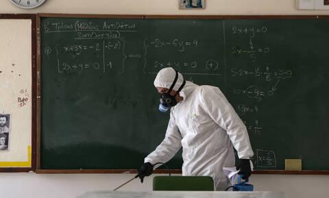 Κορονοϊός: Κλειστά σχολεία - Νέα παράταση στο «λουκέτο»