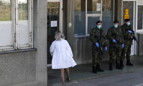 Κορονοϊός Σερβία: Ο πρώτος νεκρός από τον ιό - Αυστηρότερα μέτρα αποφάσισε η κυβέρνηση