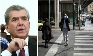 Κορονοϊός - Μητρόπουλος στο Newsbomb.gr: Ποιοι κερδίζουν και ποιοι χάνουν από τα μέτρα