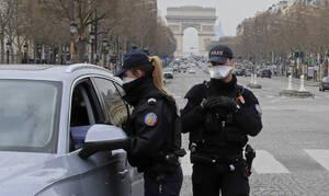 Κορονοϊός Γαλλία: 78 νέοι θάνατοι σε 24 ώρες, 450 συνολικά οι νεκροί από τον ιό