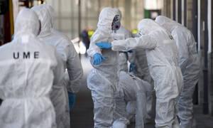 Κορονοϊός: Ξεπέρασαν τις 11.000 οι θάνατοι σε όλον τον κόσμο - 258.000 κρούσματα σε 163 χώρες