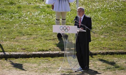 Κορονοϊός-Μπαχ: «Δεν υπάρχει στην ατζέντα ακύρωση των Ολυμπιακών Αγώνων»
