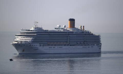 Κορονοϊός: «Θρίλερ» σε κρουαζιερόπλοιο με προορισμό την Ιταλία - 36 επιβάτες με τον ιό
