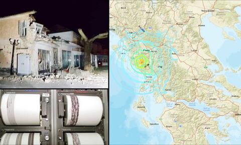 Ισχυρός σεισμός τα ξημερώματα στην Πάργα - Αισθητός σε πολλές περιοχές