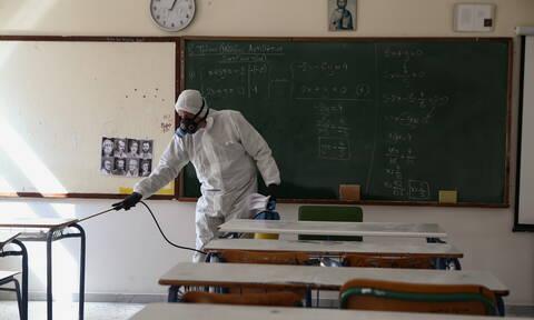 Κορονοϊός στην Ελλάδα: Κλειστά σχολεία - Συνεχίζεται το «λουκέτο» με νέα παράταση του μέτρου