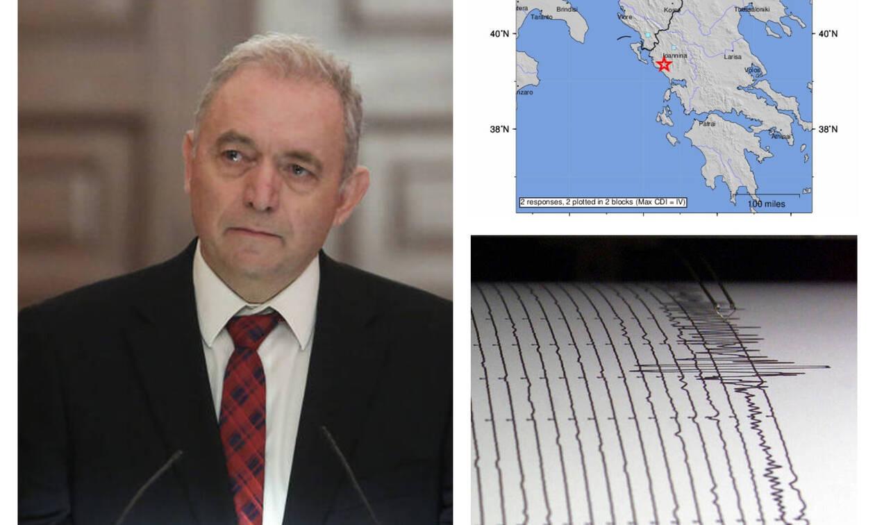 Σεισμός Πάργα - Λέκκας στο Newsbomb.gr: Το φαινόμενο είναι σε εξέλιξη - Το παρακολουθούμε
