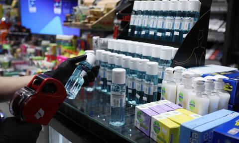 Κορονοϊός - Προσοχή: Πόσα αντισηπτικά δικαιούστε να αγοράσετε