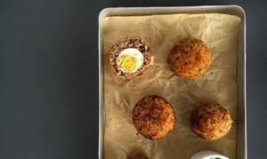 Η συνταγή της ημέρας: Scotch Eggs