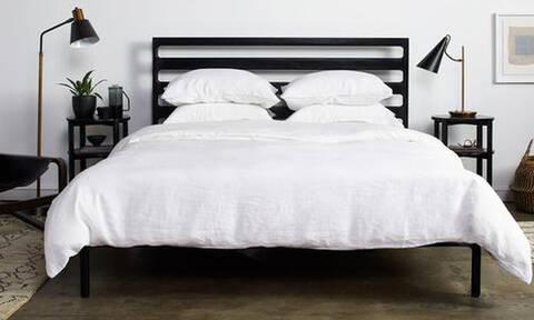 Απαλλαγείτε από τα μικρόβια στο κρεβάτι σας με φυσικό τρόπο