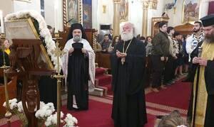 Κορονοϊός: Κάιρο - Πατριάρχης Θεόδωρος και πιστοί ένωσαν την προσευχή τους
