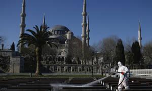 Κορονοϊός Τουρκία: Αυξάνονται οι νεκροί - Έφτασαν τους 21