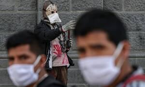 Πρώτος θάνατος από κορονοϊό στη Χιλή