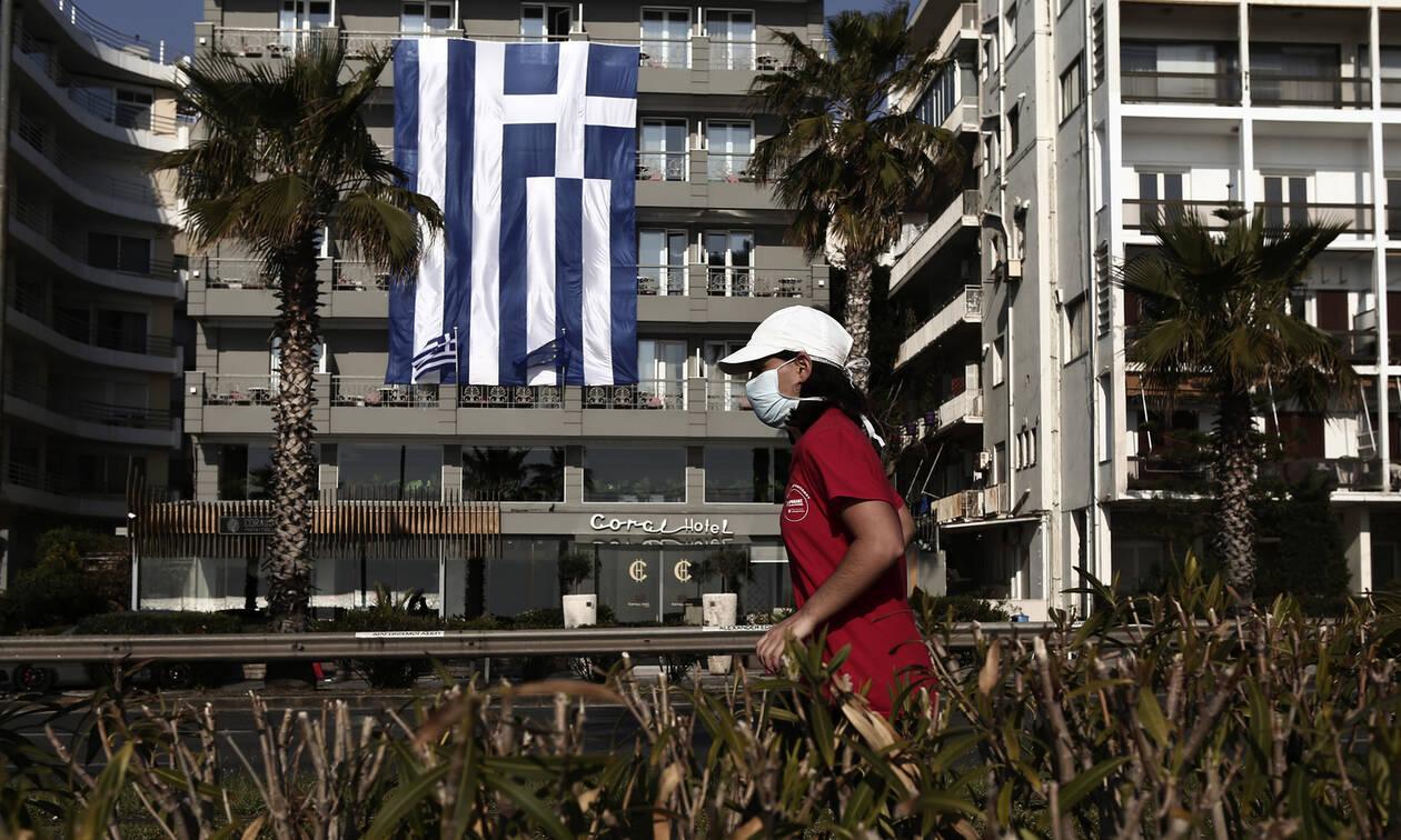 Κορονοϊός: Σενάριο - «εφιάλτης» για την Ελλάδα