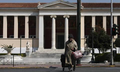 Κορονοϊός: Αυτή είναι η θέση της Ελλάδας στον παγκόσμιο χάρτη κρουσμάτων και θυμάτων