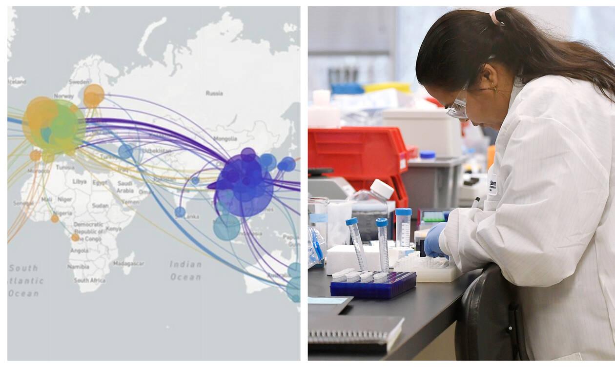 Κορονοϊός: Φόβοι για μετάλλαξη του ιού - Η «ανοσία της αγέλης» και η μάχη για το εμβόλιο