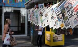 «Λουκέτο» σε 5 εφημερίδες λόγω κορονοϊού