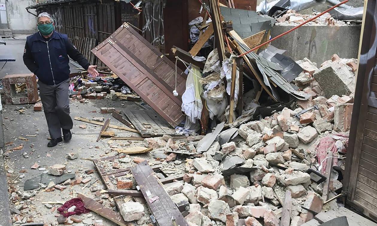 Κορονοϊός και σεισμός στην Κροατία: Σε κρίσιμη κατάσταση 15χρονος - «Το μόνο που μας έλειπε» (pics)