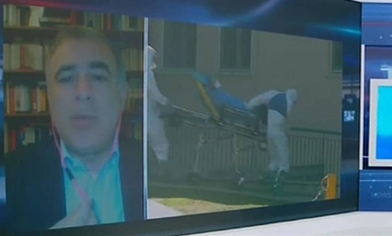 Κορονοϊός στην Ελλάδα – Αντιπρόεδρος ΕΟΔΥ: Η επιδημία μπορεί να σβήσει σταδιακά