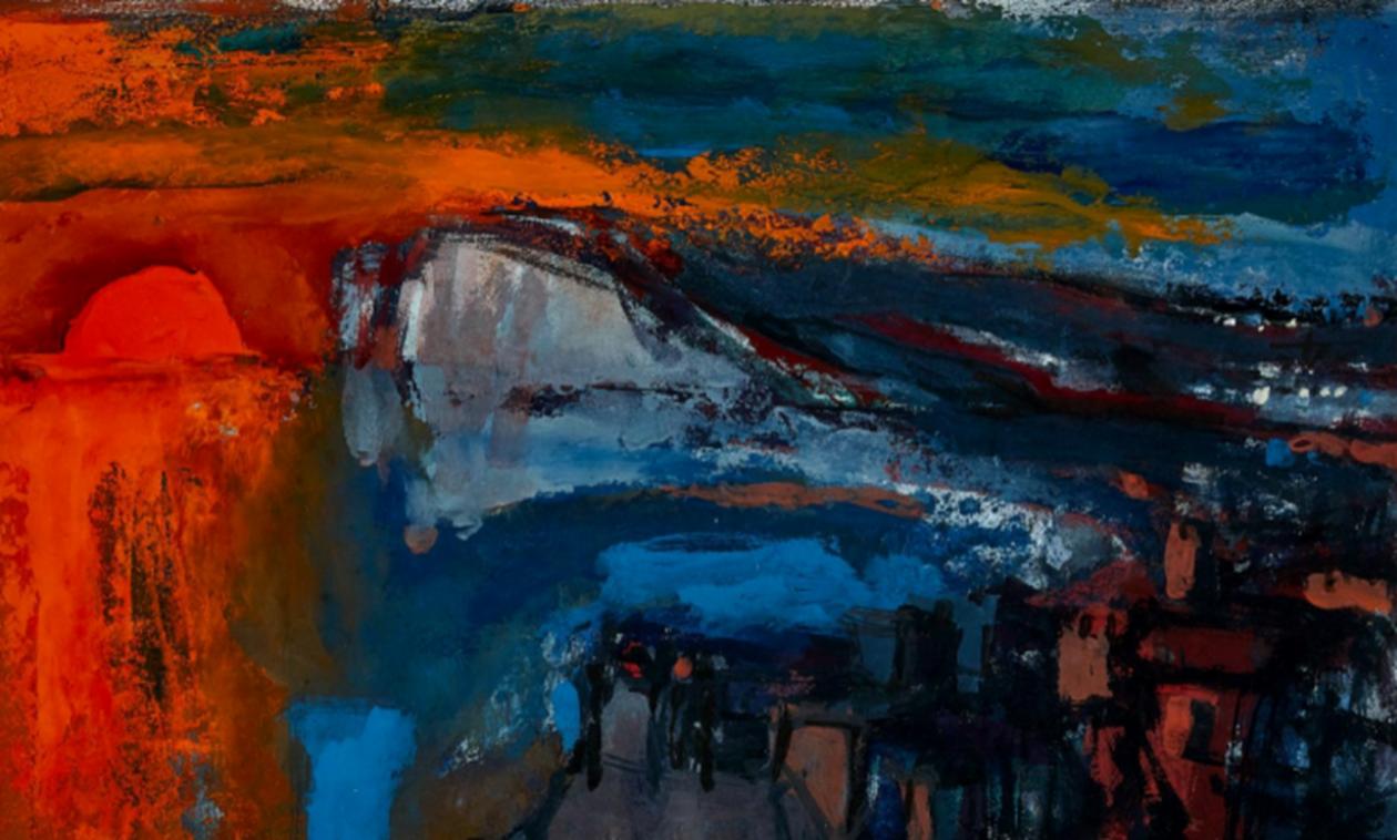 Έκθεση στο Λονδίνο με έργα του ζωγράφου Άλφρεντ Κόεν έληξε την ίδια μέρα λόγω κορονοϊού
