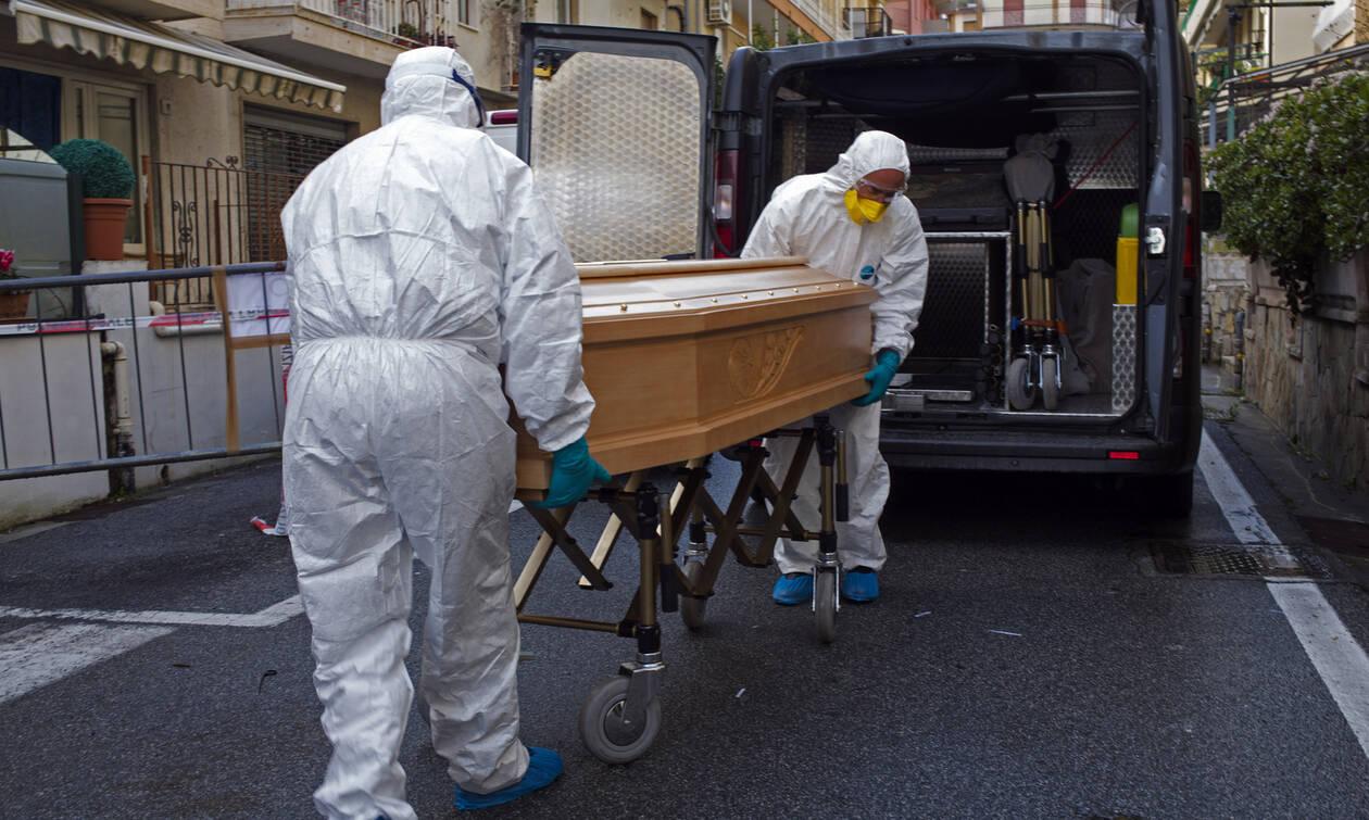 Κορονοϊός - Ιταλία: ΣΟΚ! 651 νεκροι σε ένα 24ωρο - 5.560 νέα κρούσματα
