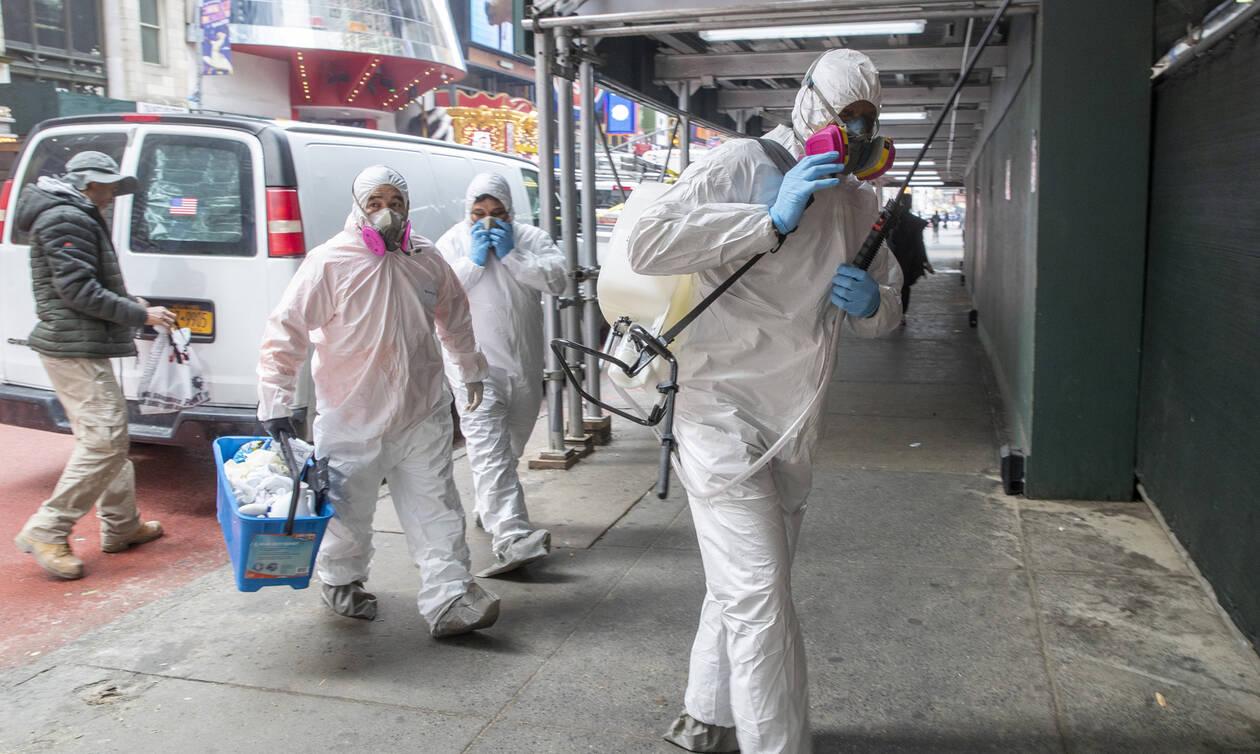 Κορονοϊός: Συγκλονίζει ασθενής με τον ιό – «Είναι σαν να παγώνουν οι πνεύμονες σου» (vid)