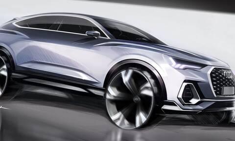 Το SUV Coupe Audi Q5 Sportback θα παρουσιαστεί μέσα στο 2020