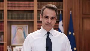 Грекам запретили выходить из домов без уведомительных документов