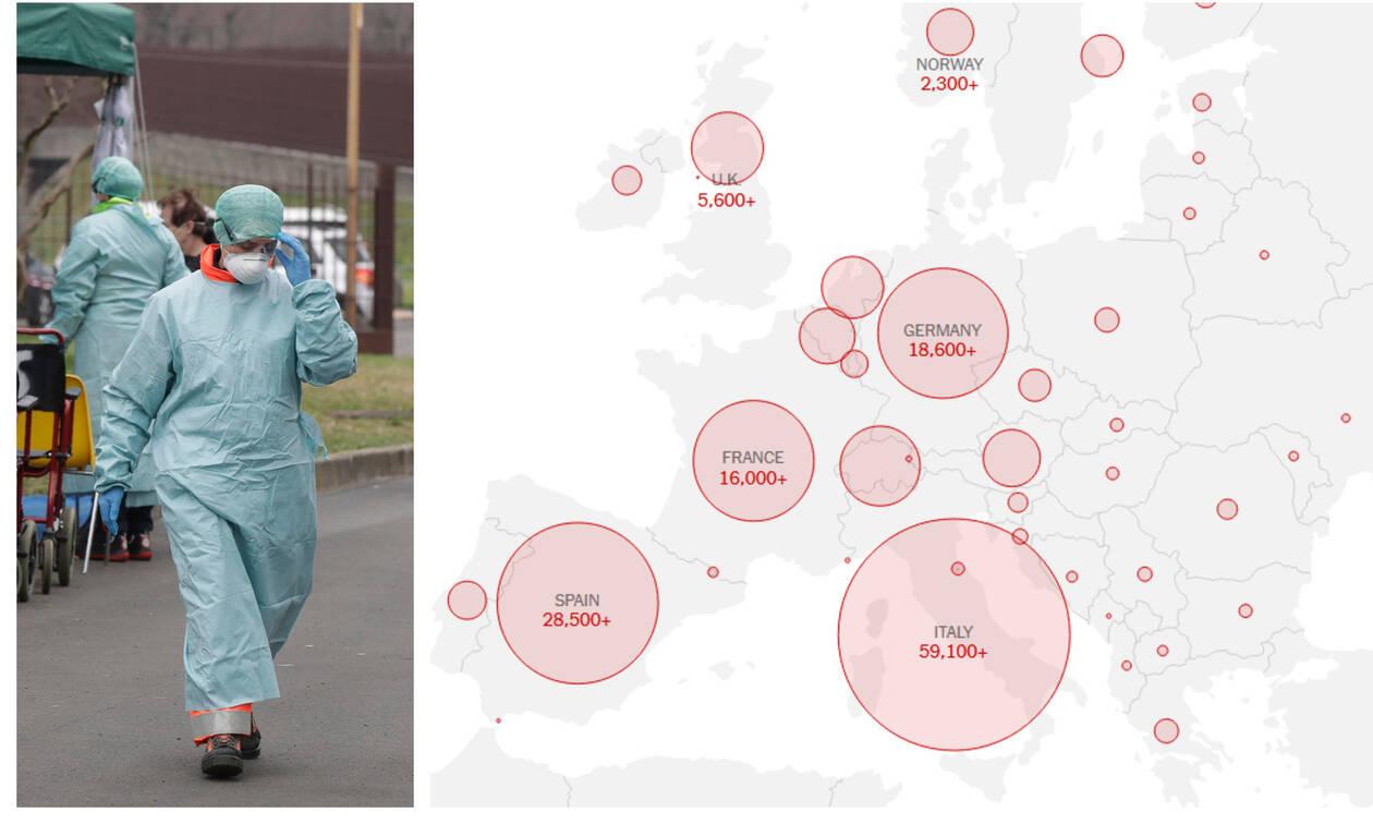 Κορονοϊός: Έτσι προκλήθηκε η πανδημία - Πώς «ξέφυγε» ο ιός και εξαπλώθηκε