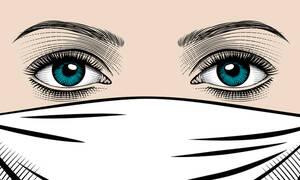 Κορονοϊός: Πώς θα αποφύγετε τη μόλυνση μέσω των ματιών (εικόνες)