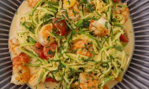 Η συνταγή της ημέρας: Μακαρόνια από κολοκύθια